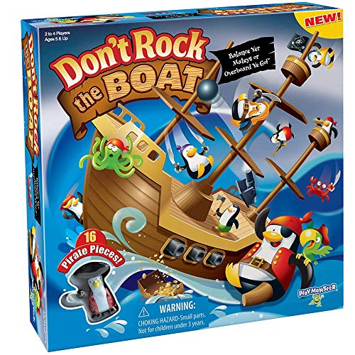 Don't Rock The Boat Skill & Action...