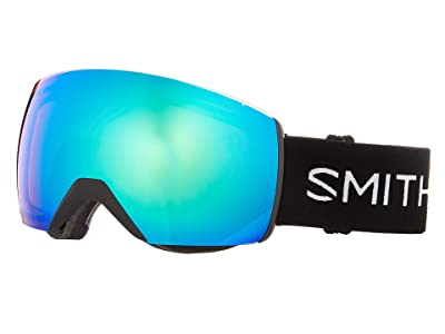 Smith Optics Skyline XL (Black/Chromapop Everyday Green Mirror/Extra Lens Not Included) Goggles