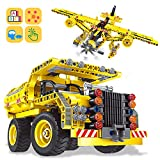 Nuduoki STEM Building Toys 361PCS Construction Engineering Kits Boy Toys for 8-12 Years Old Boys...