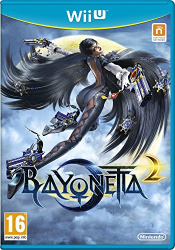 Bayonetta 2 (Nintendo Wii U) [Importación Inglesa]