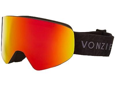 VonZipper Encore Goggle (Black Gloss/Fire Chrome Lens) Goggles