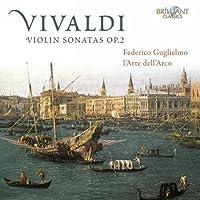 Vivaldi: Violin Sonatas, Op. 2 by L'Arte dell'Arco