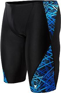TYR selx7y Boys Elixir Blade Splice Jammer Swimsuit