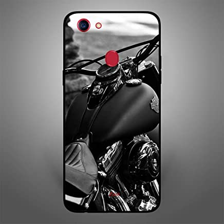 Oppo F7 Cover HD Chopper