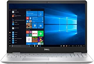 DELL 5583 Inspiron (5583-INS-1264-SLR) Clamshell Laptop, Intel Core i7-8565U, DVD-WR, 15.6 Inch, 1TB+256GB, 16GB RAM, Nvidia MX 130 4GB, Win10, Silver