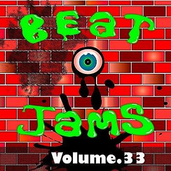 Beat Jams, Vol. 33
