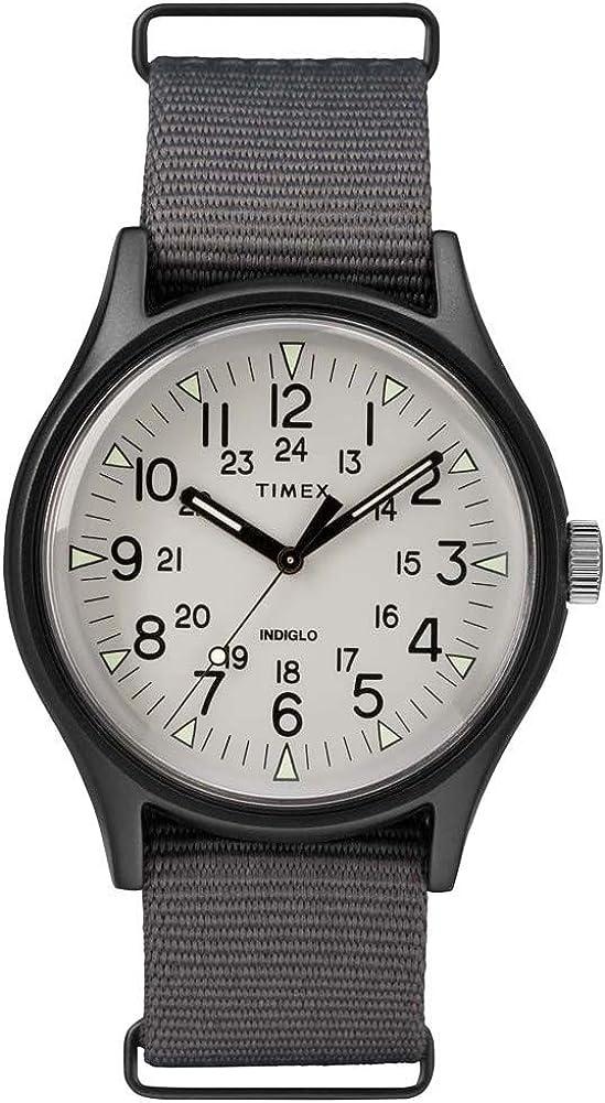 Timex Mens MK1 Aluminum 40mm Watch
