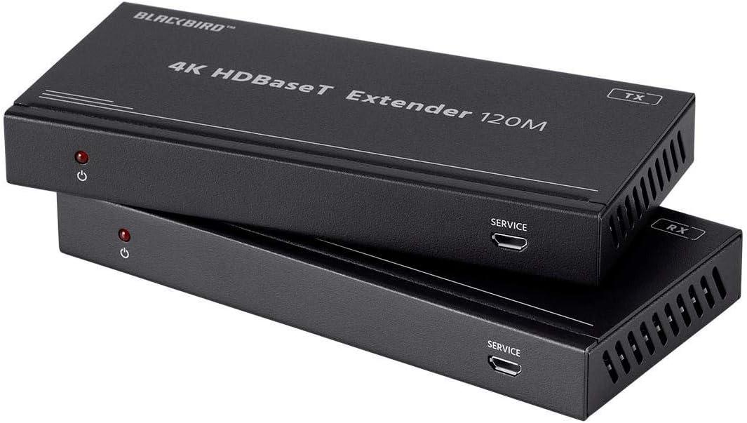 Cheap Monoprice Blackbird OFFicial mail order 4K HDBaseT Extender 4K@6 120m 18Gbps HDR Kit