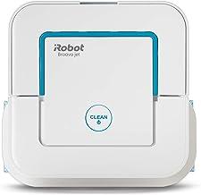 Onovertroffen iRobot Braava jet 250-dweilrobot met Precisiespray - 3 in 1: Droog, vochtig en nat reinigen - Geschikt voor ...