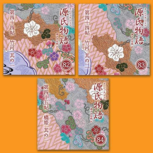 『源氏物語 瀬戸内寂聴 訳 3本セット(二十八)』のカバーアート
