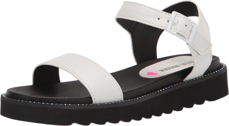 Steve Madden Girls Shoes Unisex-Child Dariaa Fisherman Sandal