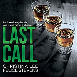 Last Call                   By:                                                                                                                                 Felice Stevens,                                                                                        Christina Lee                               Narrated by:                                                                                                                                 Kale Williams                      Length: 6 hrs and 33 mins     51 ratings     Overall 4.5