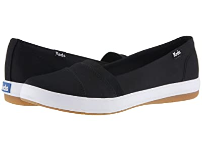 Keds Carmel Twill (Black) Women