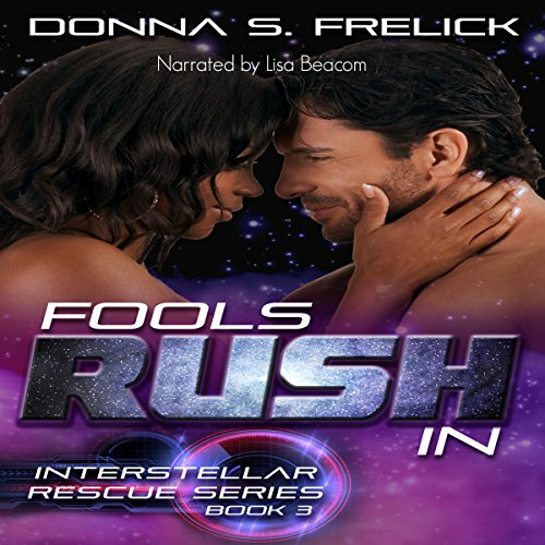 Fools Rush In Audiobook By Donna S. Frelick cover art
