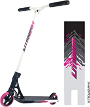 Lithium Complete Pro Scooter - Stunt Scooters - Perfect for Any Level Freestyle Riders - Pro Scooters for Kids - Quality Scooter Deck, Pro Scooter Wheels - Great Colors - Ready to Ride Trick Scooter
