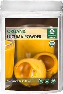 Naturevibe Botanicals Organic Lucuma Powder 1lb | Non-GMO, Gluten Free