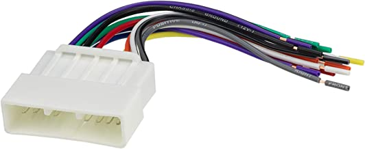 Metra 70-1720 Wiring Harness for Select 1986-1998 Honda//Acura Vehicles
