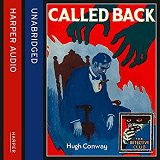 Called Back cover art