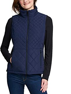 Womens' Quilted Vest Jacket