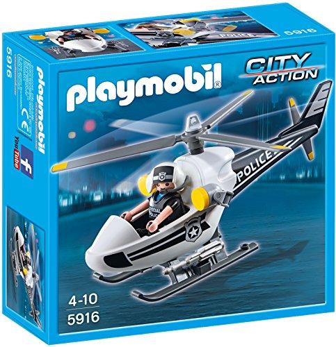 Playmobil 5916 - Polizeihubschrauber