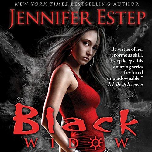 Black Widow cover art