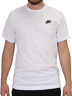 تي شيرت رجالي Nike Sportswear Club (عبوة من قطعة واحدة)