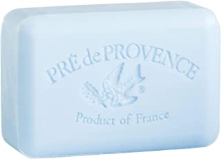 Pre de Provence Artisanal French Soap Bar Enriched with Shea Butter, Ocean Air, 250 Gram