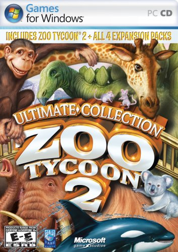 Zoo Tycoon 2 - Ultimate Collection [Importación alemana]
