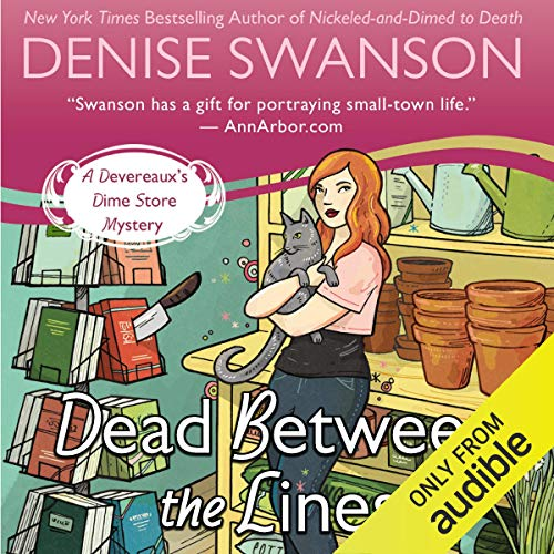 Dead Between the Lines cover art