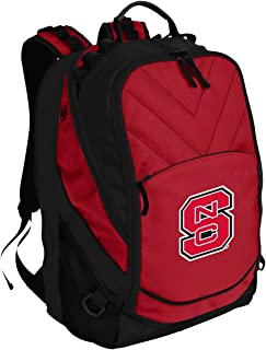 Broad Bay NC State Wolfpack Backpack Red NC State Laptop Computer Bags