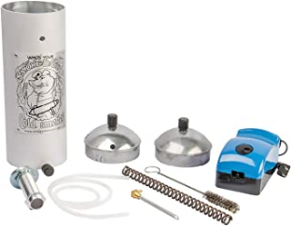 Smoke Daddy Magnum P.i.g. Cold Smoke Generator with Big Green Egg Adapter (Or Similar Cermaic Grills)