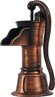 TG,LLC Miniature Hand Well Water Pump Die Cast Toy Pencil Sharpener