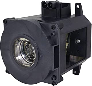 GOLDENRIVER NP21LP / 60003224 Replacement Lamp with Housing with One Year Warranty Compatible with NEC Projectors NP-PA500U / NP-PA500X / NP-PA5520W / NP-PA600X / PA500U / PA550W