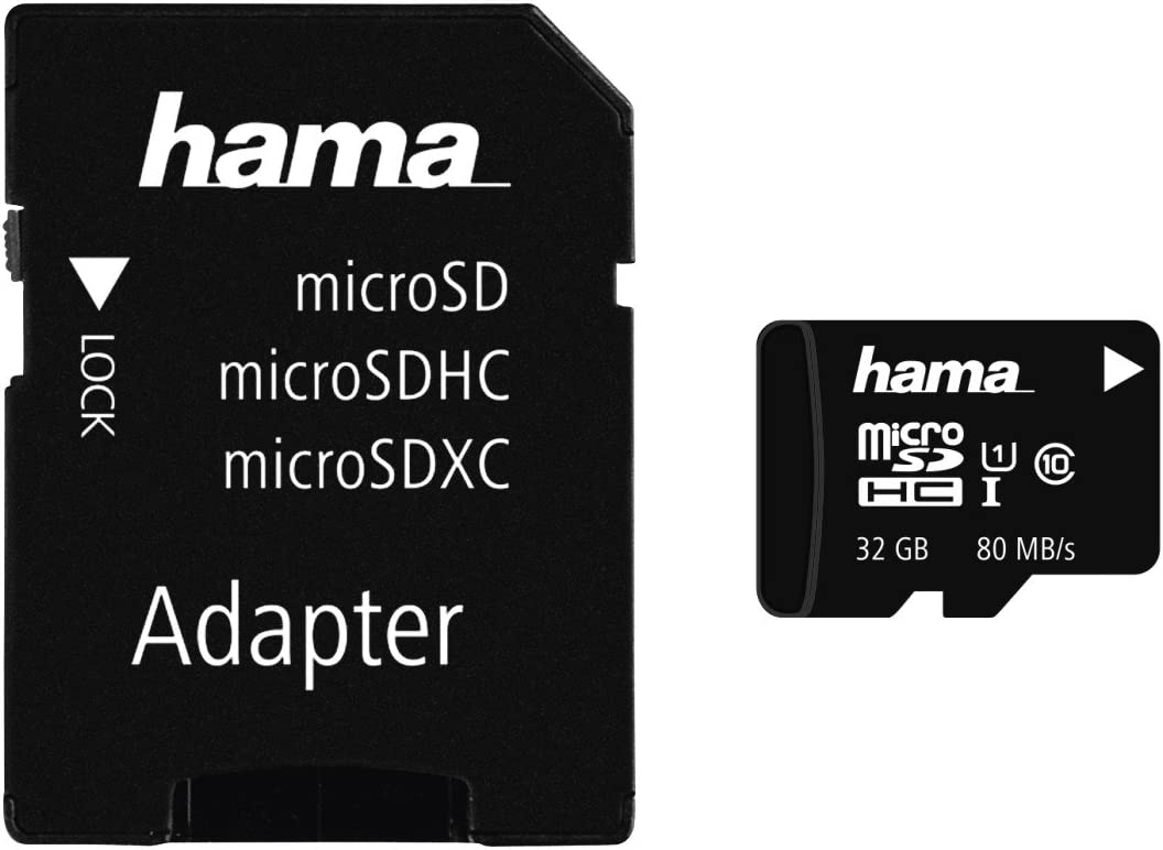 Hama Micro Sdhc 16 Gb Class 10 Uhs I Memory Card Up To Computers Accessories