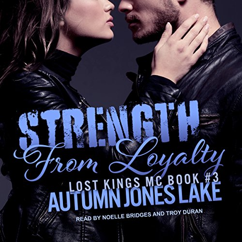 Strength from Loyalty audiobook cover art