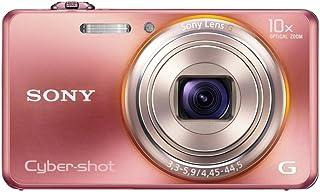 ソニー SONY Cyber-shot WX100 (1820万/光学x10) ピンク