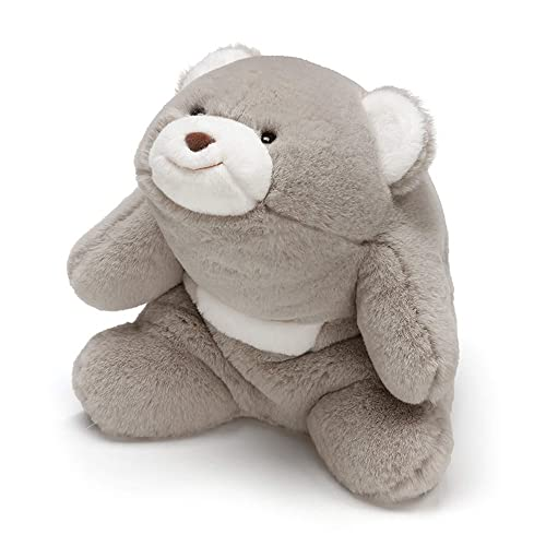 GUND Snuffles Teddy Bear Stuffed Animal Plush, Gray, 10""
