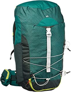 Outdoor Mountaineering Bag Multi-Function Travel Backpack Bicycle Backpack Hiking Camping Backpack Large Capacity FKYGDQ (Color : Green)