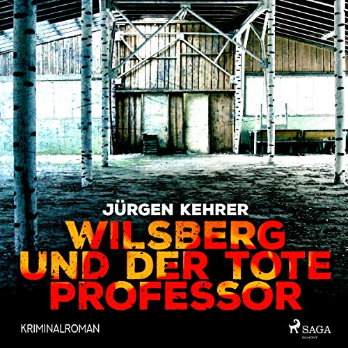 Wilsberg und der tote Professor Titelbild