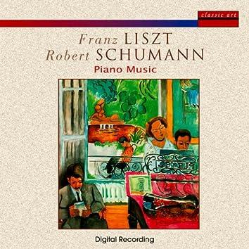 Liszt, Schumann - Piano Music