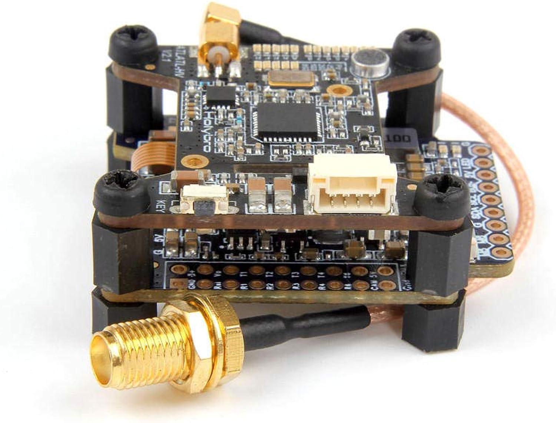Studyset Holybro Kakute F7 Flight Controller Betaflight OSD+Atlatl HV V2 5.8G FPV Transmitter for RC Drone