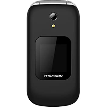 Teléfono móvil Thomson serea 66 Negro Senior: Thomson: Amazon.es ...