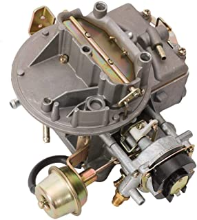 ALAVENTE Carburetor Carb for Ford F100 F250 F350 MUSTANG 2100 2 BARREL Engine 289 302 351 & JEEP 360 (Automatic Choke)