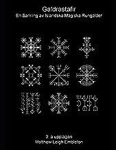 Galdrastafir: En Samling av Isländska Magiska Rungalder