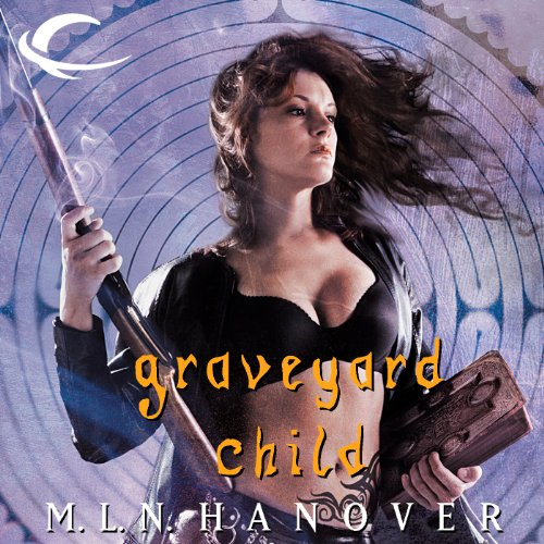 Graveyard Child audiobook cover art