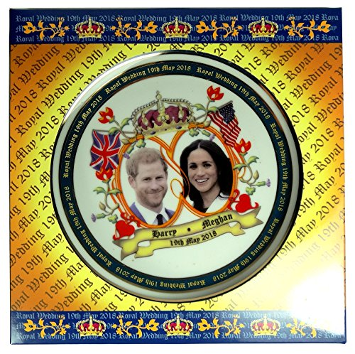 Plates Decorativos de Porcelana para Boda Royal H R H Prince Henry...