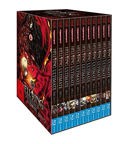 Hellsing: Ultimate - OVA - Gesamtausgabe - [Blu-ray]
