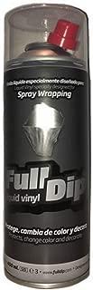 FullDip FLD0203 Vinilo Líquido, Antracita Metalizado, 400