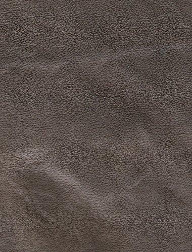 A4カット革 牛革(光沢のあるシュリンク、厚みあり) (A4, ダークグレー)