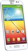 LG Optimus L70 - White - Metro PCS